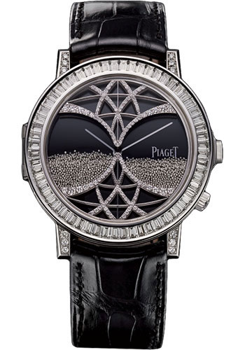Piaget Watches - Altiplano Double Jeu - Style No: G0A33181