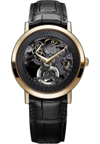Piaget Watches - Altiplano Ultra-Thin - Skeleton - 40 mm - Style No: G0A34116