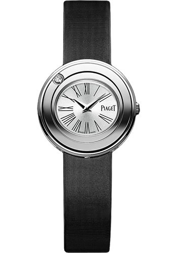Piaget Watches - Possession 29 mm - White Gold - Style No: G0A35083