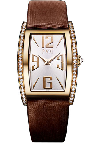 Piaget Watches - Limelight Tonneau-Shaped - Rose Gold - 22 x 30 mm - Style No: G0A35090