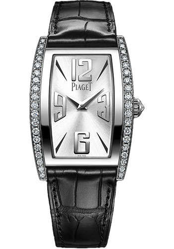 Piaget Watches - Limelight Tonneau-Shaped - White Gold - 27 x 38 mm - Style No: G0A35091