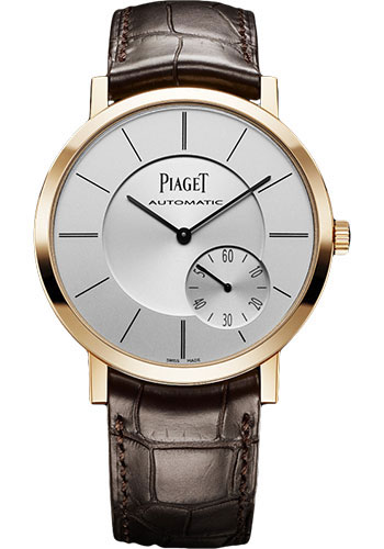 Piaget Watches - Altiplano Ultra-Thin - Automatic - 43 mm - Rose Gold - Style No: G0A35131