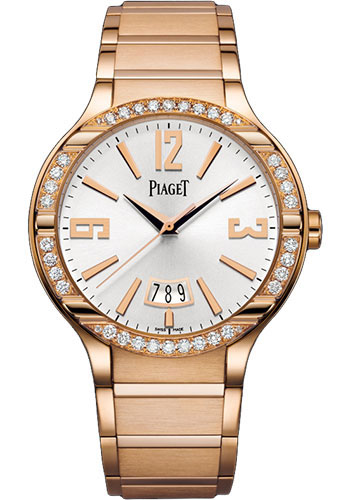 Piaget Watches - Polo Ultra-Thin - Automatic - 40 mm - Style No: G0A36023