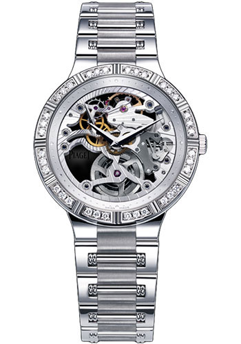 Piaget Watches - Dancer Ultra-Thin - 38 mm - White Gold - Style No: G0A36046