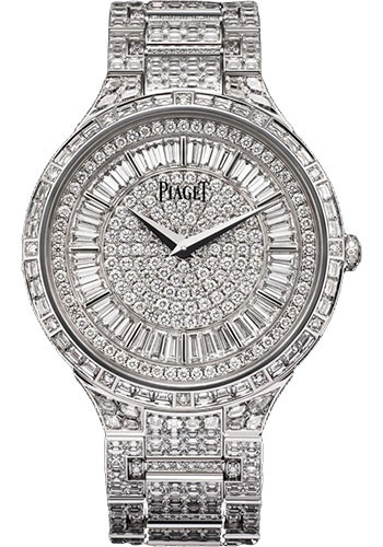 Piaget Watches - Dancer Ultra-Thin - 41 mm - White Gold - Style No: G0A36051
