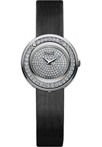 Piaget Watches - Possession 29 mm - White Gold - Style No: G0A36189