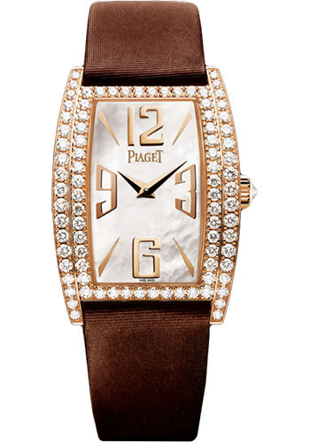Piaget Watches - Limelight Tonneau-Shaped - Rose Gold - 27 x 38 mm - Style No: G0A36190