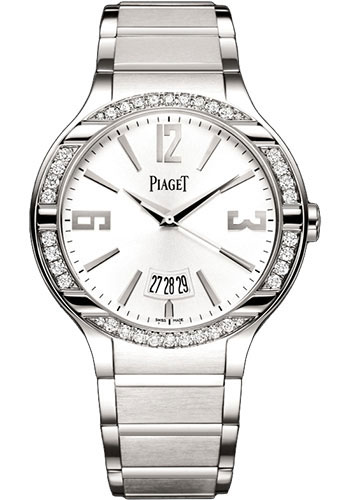 Piaget Watches - Polo Ultra-Thin - Automatic - 40 mm - Style No: G0A36223