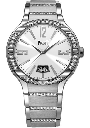 Piaget Watches - Polo Ultra-Thin - Automatic - 40 mm - Style No: G0A36225