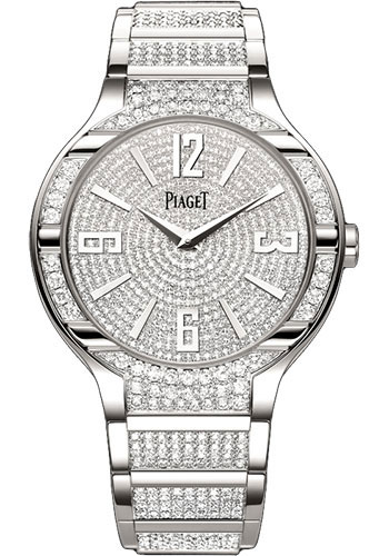 Piaget Watches - Polo Ultra-Thin - Automatic - 40 mm - Style No: G0A36226