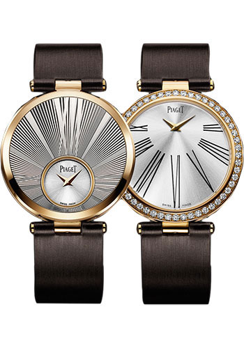 Piaget Watches - Limelight Twice - Rose Gold - Style No: G0A36240