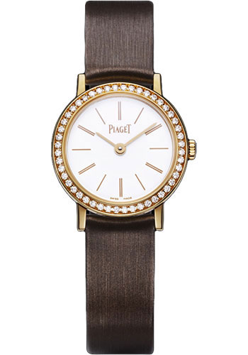 Piaget Watches - Altiplano 24 mm - Rose Gold - Style No: G0A36534
