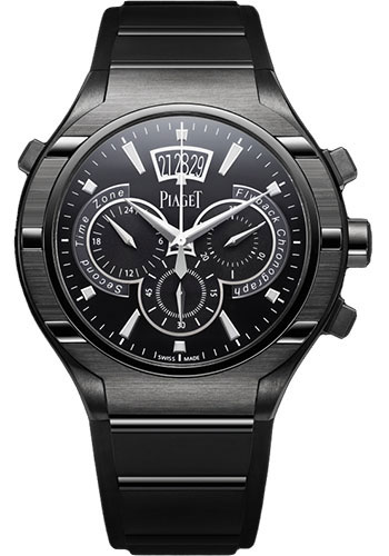 Piaget Watches - Polo FortyFive - Chronograph - Style No: G0A37004