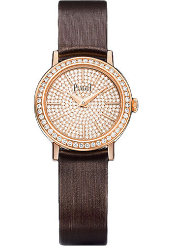 Piaget Watches - Altiplano 24 mm - Rose Gold - Style No: G0A37034