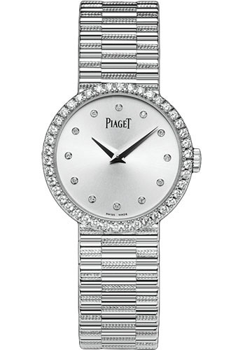 Piaget Watches - Traditional 26 mm - White Gold - Style No: G0A37041