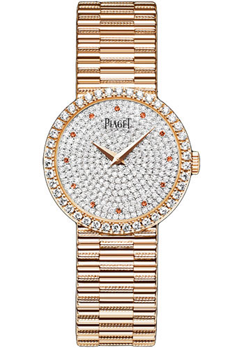 Piaget Watches - Traditional 26 mm - Rose Gold - Style No: G0A37044