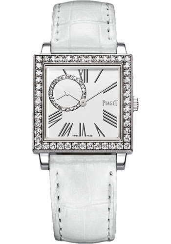 Piaget Watches - Altiplano Ultra-Thin - Mechanical - 30 x 30 mm - Style No: G0A37077