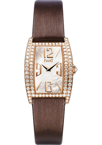 Piaget Watches - Limelight Tonneau-Shaped - Rose Gold - 22 x 30 mm - Style No: G0A37090