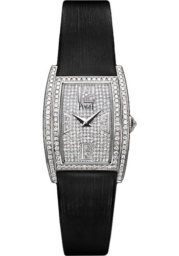 Piaget Watches - Limelight Tonneau-Shaped - White Gold - 22 x 30 mm - Style No: G0A37091