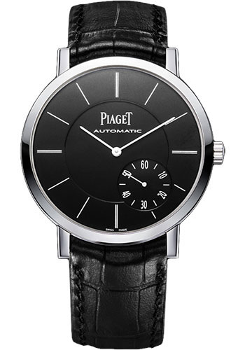 Piaget Watches - Altiplano Ultra-Thin - Automatic - 43 mm - White Gold - Style No: G0A37126