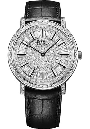 Piaget g0a37128 altiplano ultra thin mechanical 41 mm watch for Altiplano watches