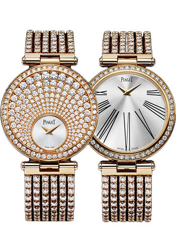 Piaget Watches - Limelight Twice - Rose Gold - Style No: G0A37139