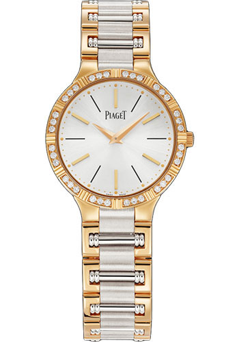 Piaget Watches - Dancer 28 mm - Rose Gold - Style No: G0A38061