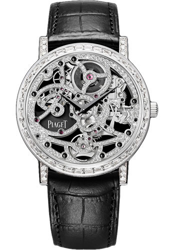 Piaget Watches - Altiplano Ultra-Thin - Automatic - 40 mm - White Gold - Style No: G0A38125