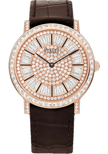 Piaget Watches - Altiplano Ultra-Thin - Automatic - 41 mm - Style No: G0A38128