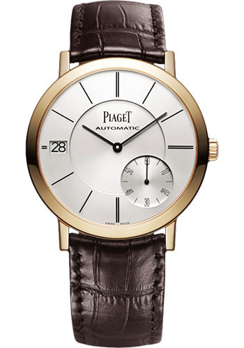 Piaget Watches - Altiplano Ultra-Thin - Automatic - 40 mm - Rose Gold - Style No: G0A38131