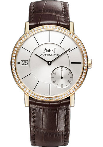Piaget Watches - Altiplano Ultra-Thin - Automatic - 40 mm - Rose Gold - Style No: G0A38139