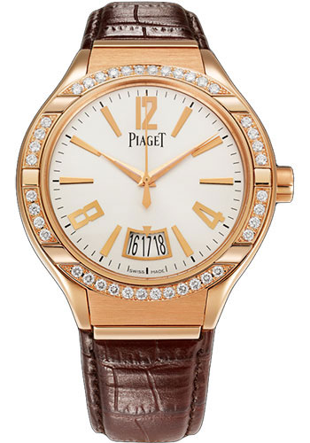 Piaget Watches - Polo Automatic - 43 mm - Style No: G0A38159