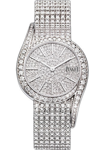 Piaget Watches - Limelight Gala 32 mm - White Gold - Style No: G0A38164