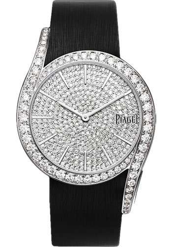 Piaget Watches - Limelight Gala 38 mm - White Gold - Style No: G0A38166