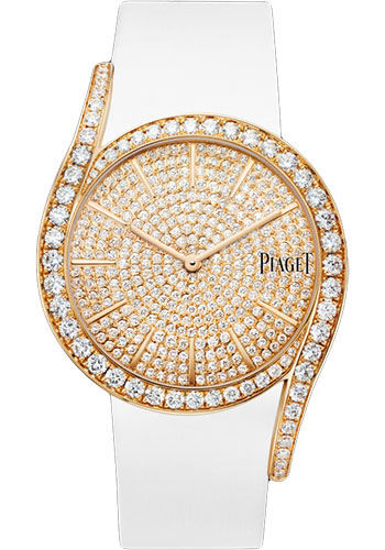 Piaget Watches - Limelight Gala 38 mm - Rose Gold - Style No: G0A38167