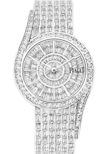 Piaget Watches - Limelight Gala 31 mm - White Gold - Style No: G0A38169
