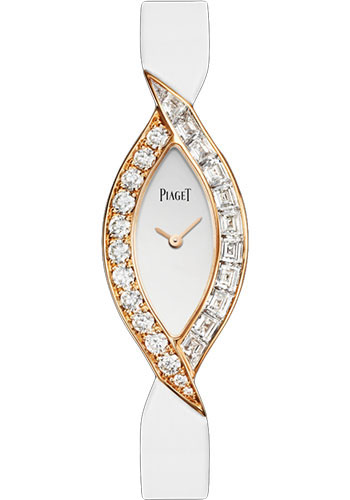 Piaget Watches - Limelight Precious Couture Strap Inspired - Style No: G0A38206