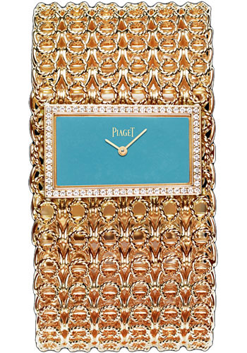 Piaget Watches - Limelight Precious Couture Cuff - Rose Gold - Style No: G0A38217