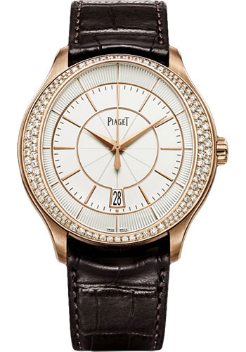Piaget Watches - Black Tie Gouverneur - Automatic - Style No: G0A39114