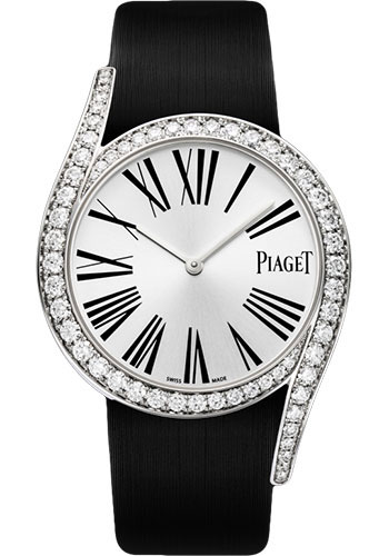 Piaget Watches - Limelight Gala 38 mm - White Gold - Style No: G0A39166