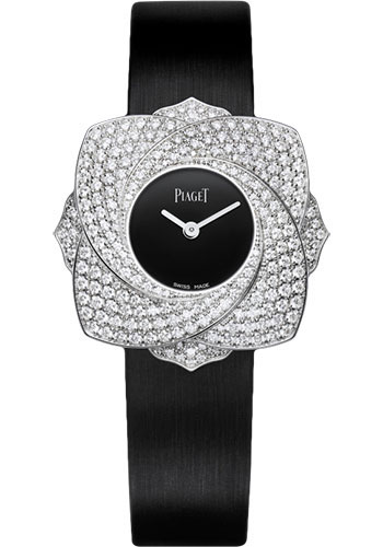 Piaget Watches - Limelight Blooming Rose - Style No: G0A39182