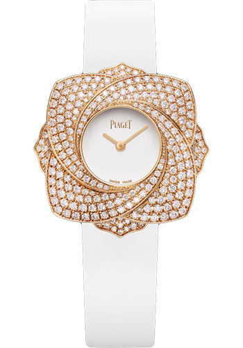 Piaget Watches - Limelight Blooming Rose - Style No: G0A39183