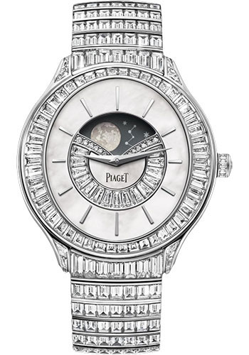 Piaget Watches - Limelight Stella 39 mm - White Gold - Style No: G0A40040