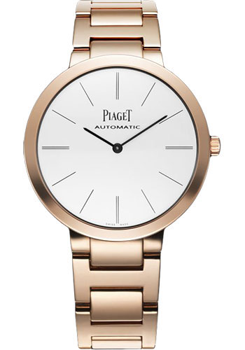 Piaget Watches - Altiplano Ultra-Thin - Automatic - 34 mm - Rose Gold - Style No: G0A40105