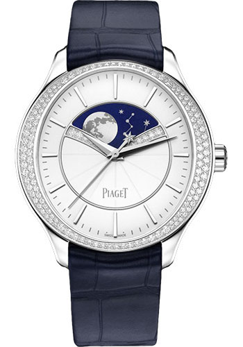 Piaget Watches - Limelight Stella 36 mm - White Gold - Style No: G0A40111