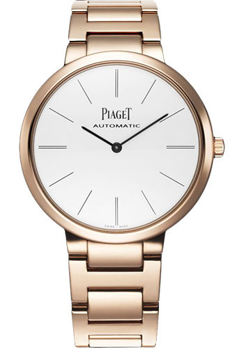 Piaget Watches - Altiplano Ultra-Thin - Automatic - 38 mm - Rose Gold - Style No: G0A40113