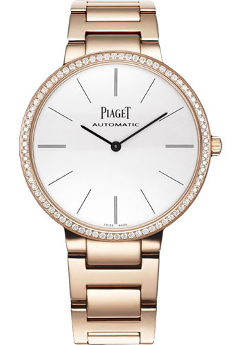 Piaget Watches - Altiplano Ultra-Thin - Automatic - 38 mm - Rose Gold - Style No: G0A40114