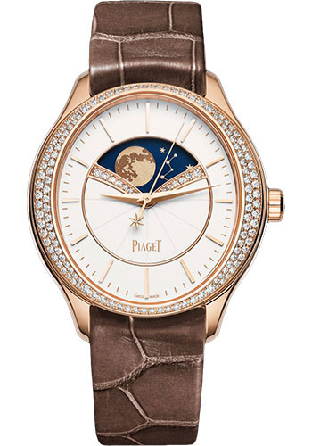 Piaget Watches - Limelight Stella 36 mm - Rose Gold - Style No: G0A40123