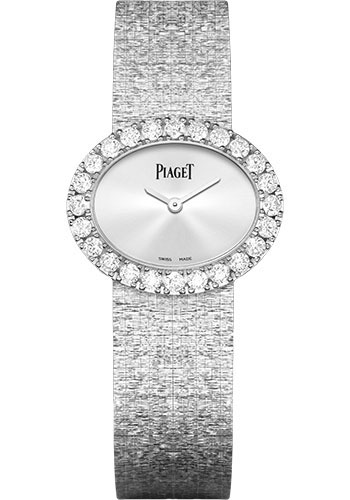 Piaget Watches - Traditional 27 x 22 mm - Classic Jewelry - White Gold - Style No: G0A40211
