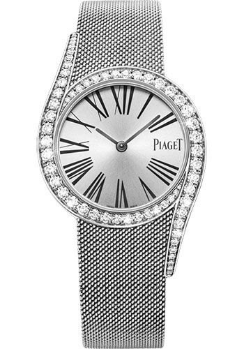 Piaget Watches - Limelight Gala 32 mm - White Gold - Style No: G0A41212